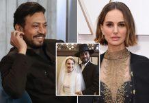 Irrfan Khan's Oscar Winning Co-Star Natalie Portman Sends Love For His Loved Ones Across