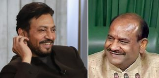 Irrfan will be remembered for his diverse roles: LS Speaker