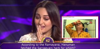 Is Doordarshan's Ramayan Poll A Dig At Sonakshi Sinha? Netizens Say So!
