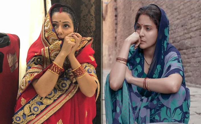 Is Hina Khan's Latest Look For Upcoming Short Film Inspired By Anushka Sharma's Sui Dhaga Look?