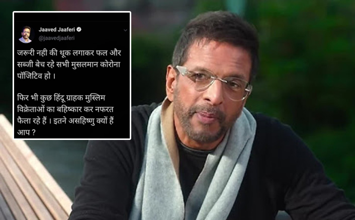 """Jaaved Jaaferi HITS Out At Fake Screenshot Row, Says """"It's Fake Like Your Agenda""""; Actor To File A Defamation Suit"""