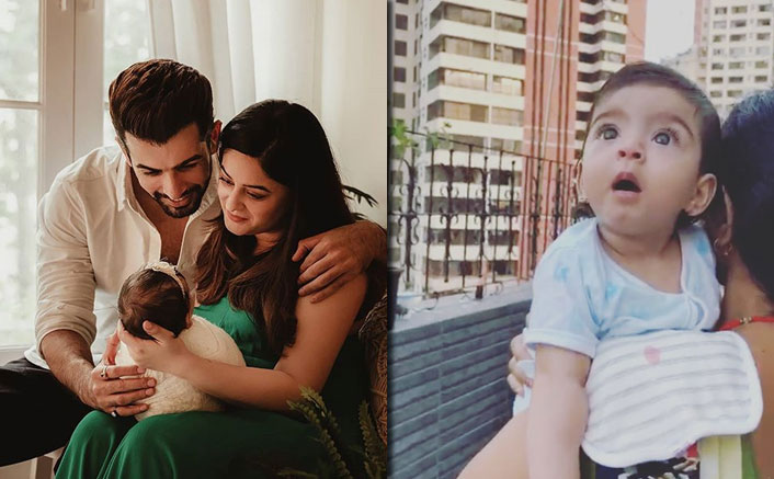 Jay Bhanushali's Daughter Tara Calls Him Papa For The First Time; Watch Video!