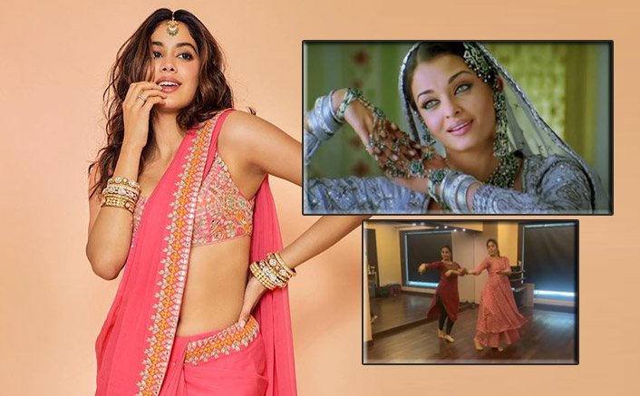 Janhvi Kapoor Doing Kathak On Aishwarya Rai Bachchan's 'Salaam' From 'Umrao Jaan' Is An Absolute Treat