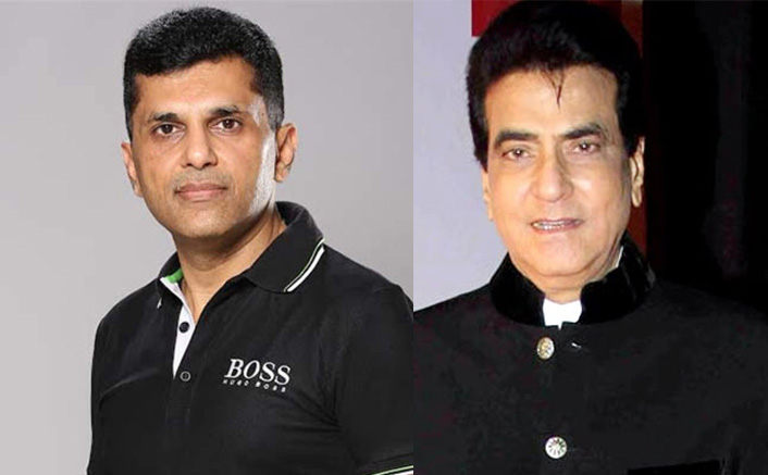 Jeetendra's '3am friend' calls actor an 'unbelievable support system'