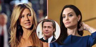 Jennifer Aniston & Angelina Jolie In A WAR? Courtesy, Ex-Flame Brad Pitt!