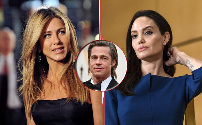 Angelina Jolie PLOTTING A Revenge Against Jennifer Aniston For Brad Pitt? We're NOT The Ones Saying This