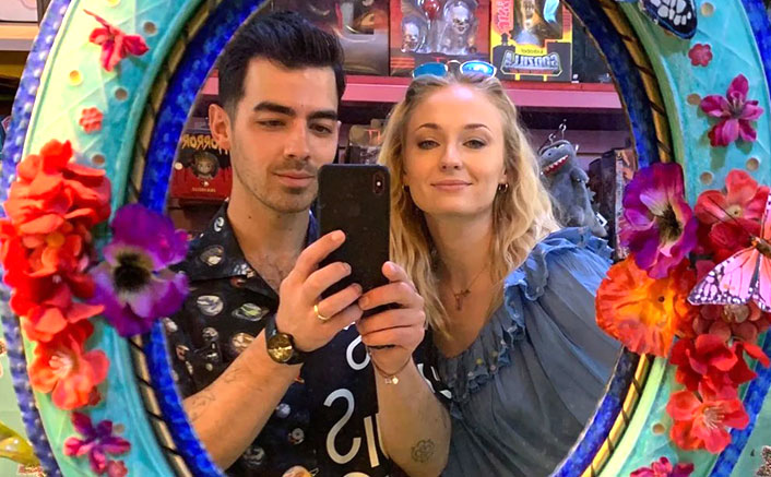 Here's What Joe Jonas Is Planning For Sophie Turner On Their First Wedding Anniversary