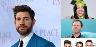 John Krasinski Throws An Virtual Prom With Billie Eilish, Rainn Wilson And The Jonas Brothers