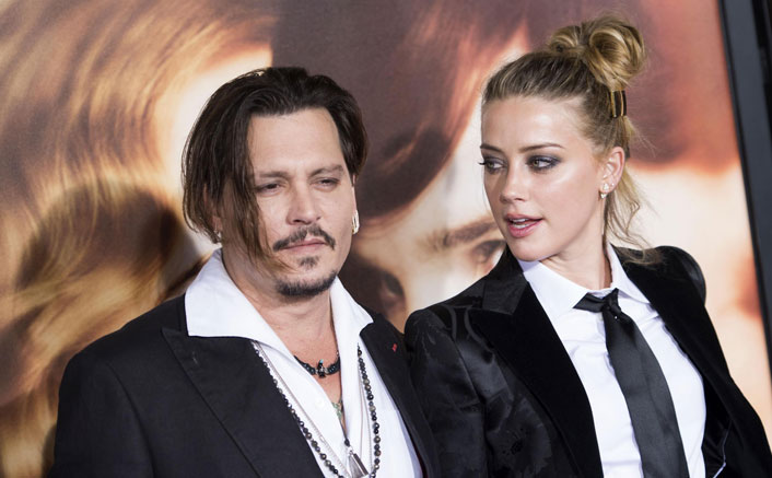 Amber Heard Used Red Nail Polish To Fake Bloody Nose Post Fight, CLAIMS Johnny Depp