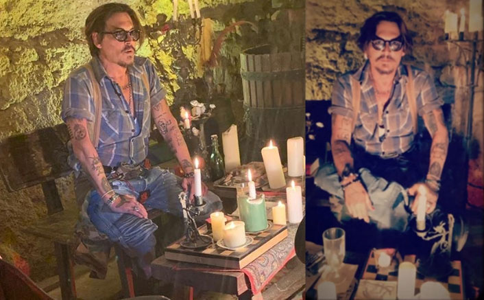 Johnny Depp Joins Instagram; Says It's Time To Start Dialogue Against Invisible Enemy, WATCH