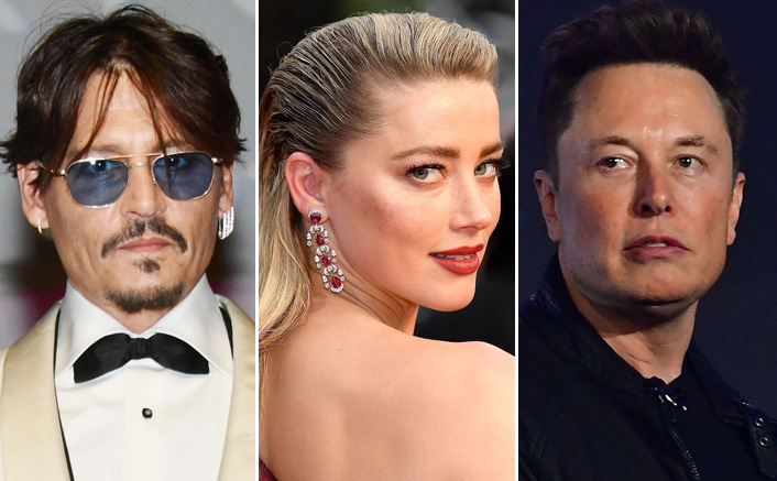 Amber Heard Hints At Being Deeply Affected By Johnny Depp-Elon Musk Row!