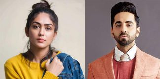 JUST IN! Ayushmann Khurrana To Romance Mrunal Thakur In Stree Rog Vibhaag?