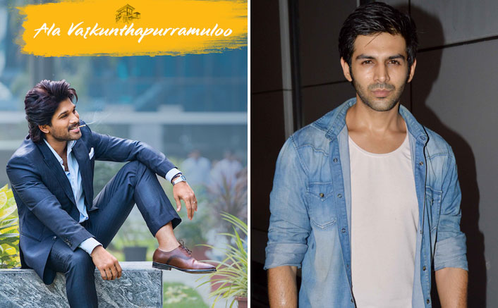 JUST IN! Kartik Aaryan Roped In For Allu Arjun's Ala Vaikunthapurramuloo Remake?