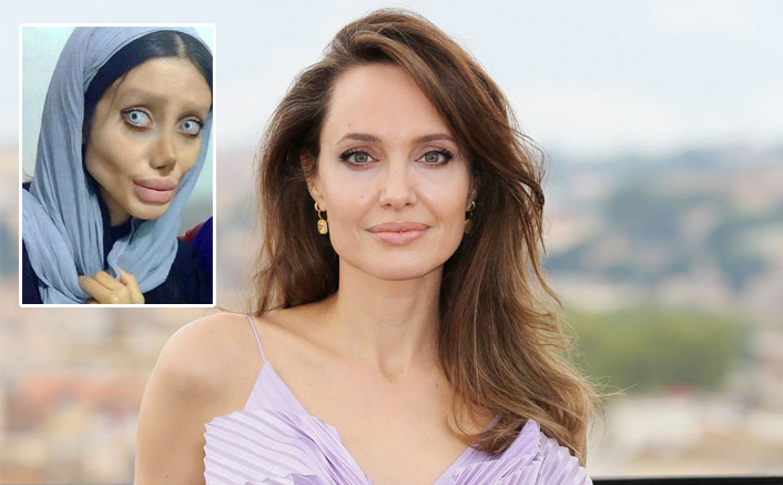 JUST IN! Zombie Angelina Jolie Diagnosed With COVID-19 In Iran Prison, Put On Ventilator