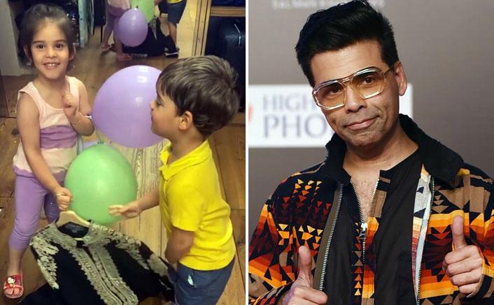 VIDEO: Karan Johar's Kids Yash & Roohi Adorably Mock His Dressing Sense Yet Again!