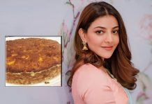 Kajal Aggarwal bakes carrot cake, shares recipe with fans