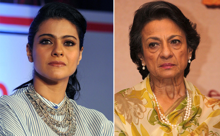 """Kajol Is Missing Her Mom Tanuja Amidst Lockdown, Says, """"It's All Our 45 Day Quarantine Anniversary"""""""