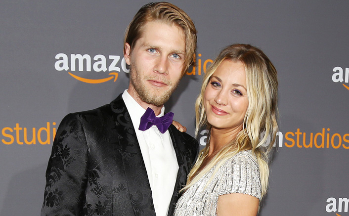 Kaley Cuoco On How The Lockdown Forced Her To Move In With Husband