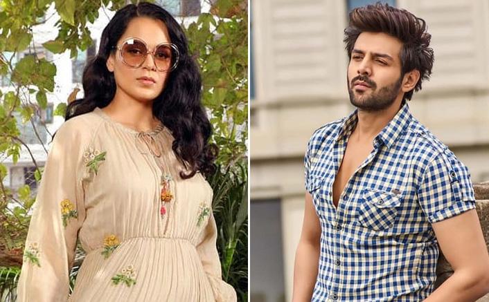 Kangana Ranaut Praises Kartik Aaryan, Calls Him a Genuine Talent!