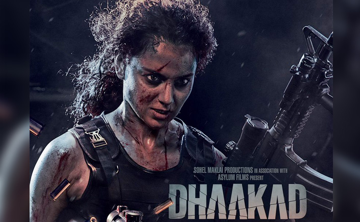 Kangana Ranaut's Dhaakad To Miss It's Planned Diwali Release Due To The Ongoing Lockdown