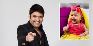 Kapil Sharma dolls up daughter Anayra for Ashthami puja