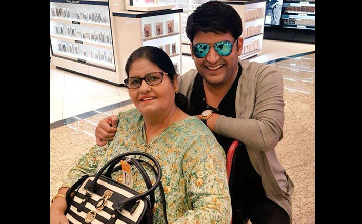 Kapil Sharma's Mom Acts Like A Child Amid The Lockdown & It's Adorably Relatable