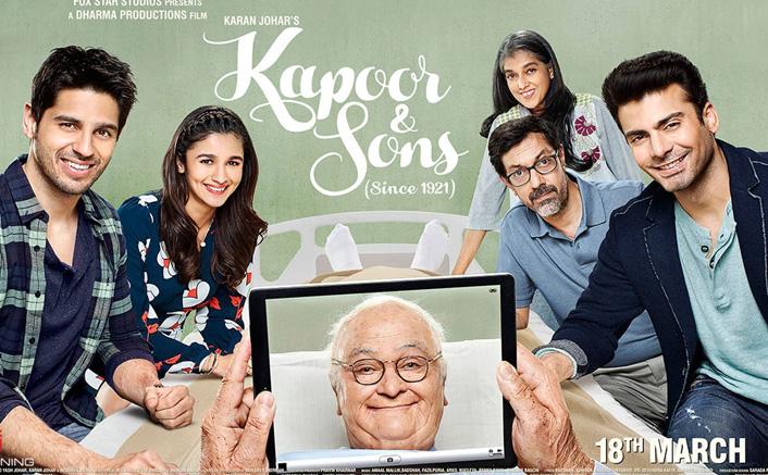 Kapoor & Sons Box Office: Here's The Daily Breakdown Of Alia Bhatt, Sidharth Malhotra, Fawad Khan & Rishi Kapoor's 2016 Drama Film
