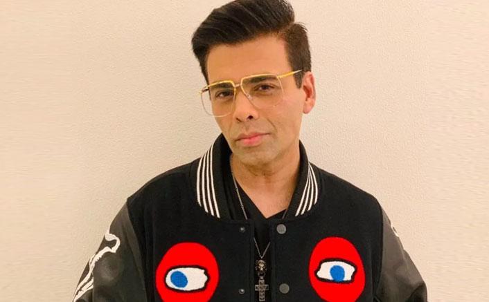 Karan Johar Flaunts His 'Grey Matters' With Style Amid The Lockdown