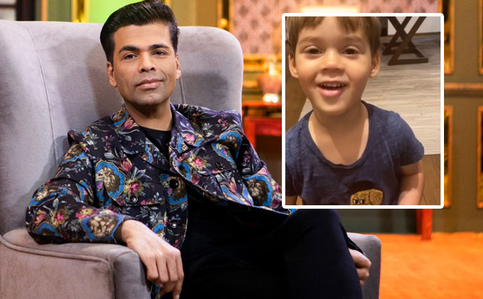 Karan Johar's Toodles Series Ft. Entertaining Yash & Roohi Continues, Son Calls Him Boring
