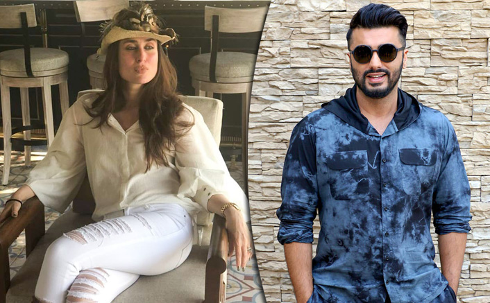 Kareena Kapoor Khan Has Bebo Version To Work From Home Too; Arjun Kapoor's Comment Still Remains The Winner!