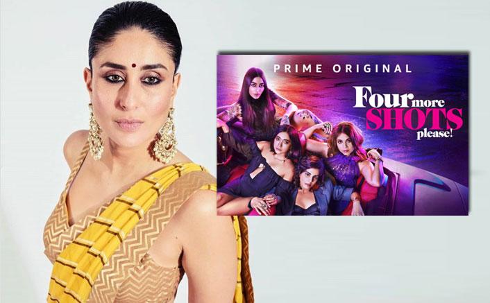 Kareena Kapoor Khan Has A SAVAGE Response To Amazon's Suggestion For A Show Ft. Karisma Kapoor, Malaika Arora & Other BFFs