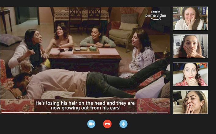 Kareena Kapoor Khan, Malaika Arora & Their Gal Pals REACT To Four More Shots Please! Season 2, WATCH
