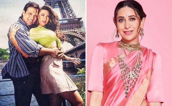 Karisma Kapoor shares old picture with Govinda