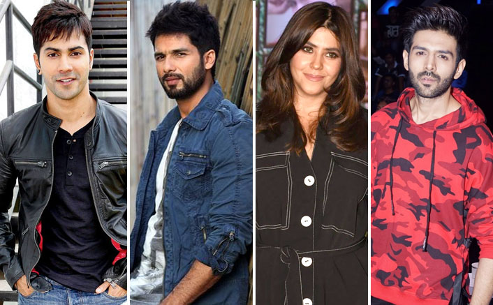 Kartik Aaryan Demands More Fee Than Shahid Kapoor & Varun Dhawan, Leaves Ekta Kapoor Upset?