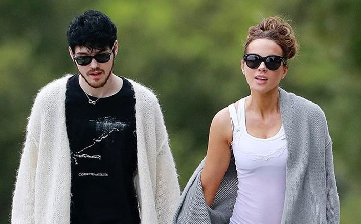 Kate Beckinsale Sparks Dating Rumors With 22-year Old Singer Goody Grace As They Are Spotted Walking Hand-In-Hand
