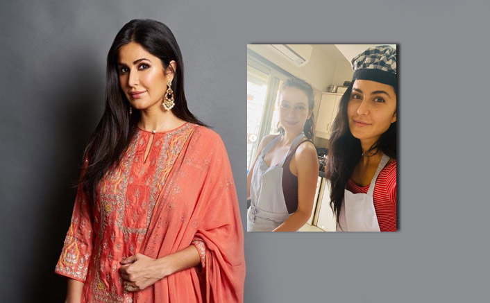 Katrina Kaif Cooks Along With Her Sister Isabelle Kaif But Can You Guess What Are They Making?