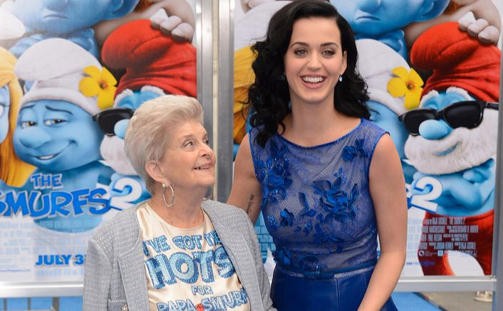 Katy Perry To Name Her Daughter On Her Late Grandmother Ann Pearl Hudson