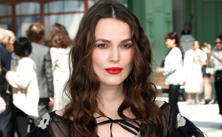 Begin Again Actress Keira Knightley REVEALS Her Party Trick & It's Crazy