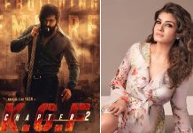 KGF Chapter 2: Raveena Tandon Shares Her Experience Working With Superstar Yash In The Actioner