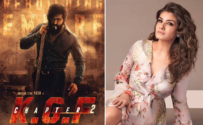 """Raveena Tandon On KGF Chapter 2 Co-Star Yash: """"He's A Gem To Everyone..."""""""