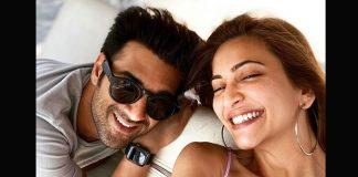 Kriti Kharbanda & Pulkit Samrat Giving A Nice Champi To Each Other Will Make You Miss Your Bae