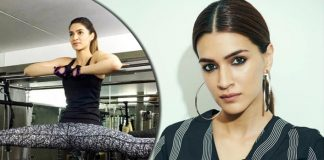 Kriti Sanon Shares Her Fitness Secret