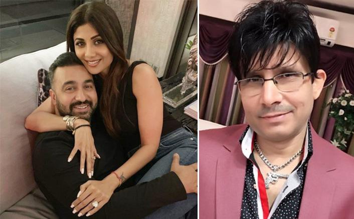 "KRK On Shilpa Shetty-Raj Kundra's TikTok Spree: ""Agar Heroine Wife Hone Ka Sabse Zyada Faida..."""