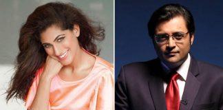 "Kubbra Sait MOCKS Attack On Arnab Goswani, Says ""YeJournalist Hai Ya Rodies Ka Contestant"""