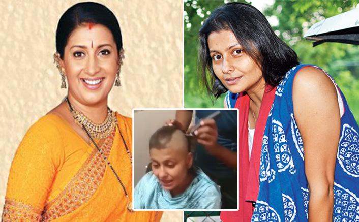 Kyunki Saas Bhi… Actress Jaya Bhattacharya Goes 'Bald' Move During Lockdown Will Surprise You; Watch Videos