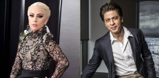 Lady GaGa cheers for SRK during her COVID-19 relief concert