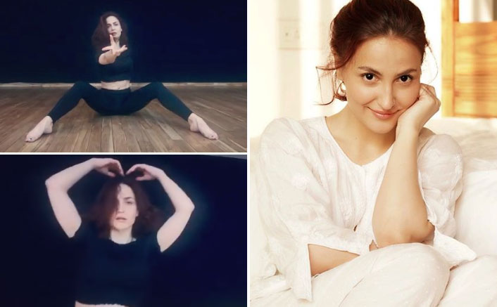 Forget Netflix & Chill Because Elli AvrRam's Dancing Video Is All You Need, WATCH