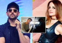 Here's What Sussanne Khan Upto At Hrithik Roshan's House!