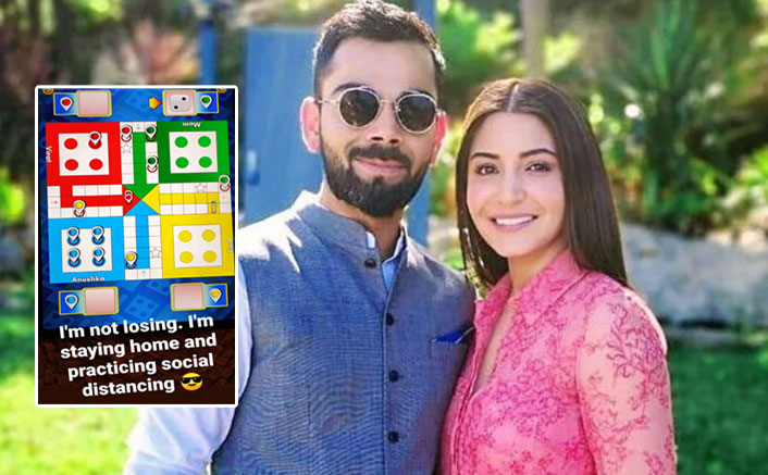 Anushka Sharma Is Every One Of Us While Admitting A Defeat In Ludo, Has This Hilarious Take On It