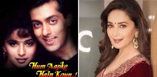 Madhuri Dixit Watched Hum Aapke Hai Koun THIS Many Times, Does It Beat Yours?